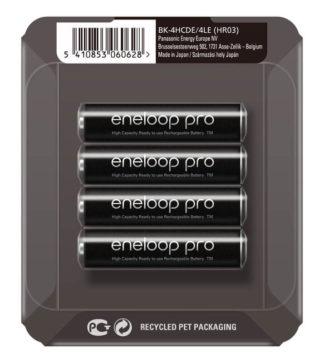 Panasonic Eneloop ladattava AAA paristo