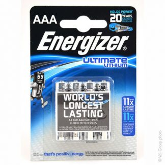 Energizer ultimate lithium aaa paristo