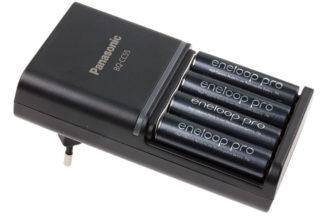 Panasonic eneloop bq-cc55 laturi