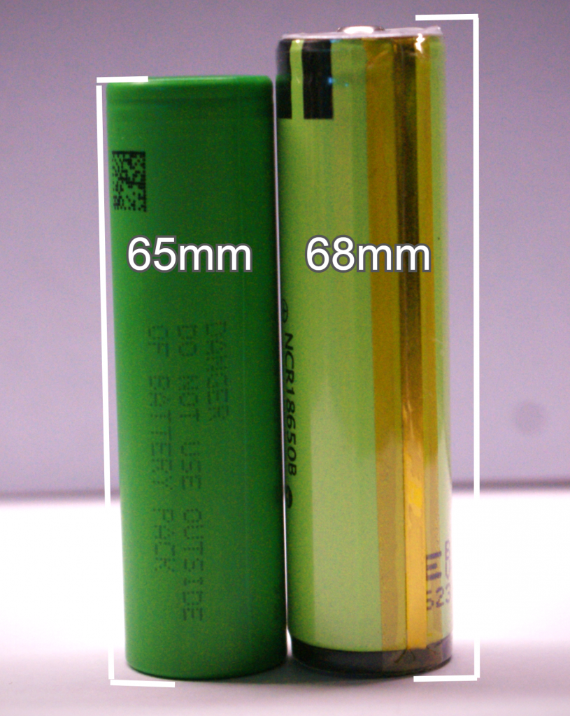 suojapiirillinen akku Sony Panasonic