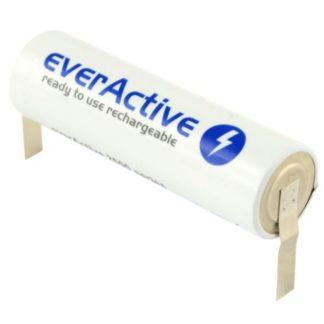 everactive AA 2600mAh U juotoskorvilla