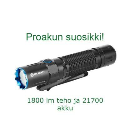 Olight M2R Pro taktinen valo