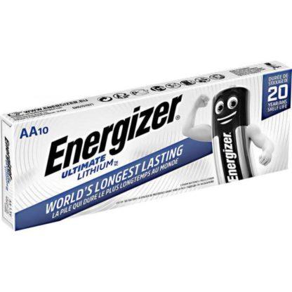 energizer ultimate lithium paristo aa