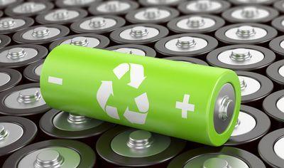 18650 litium akun kierrättäminen