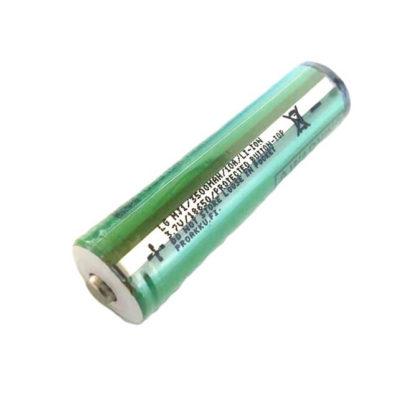 LG MJ1 suojapiirillä 18650 akku taskulamppuun