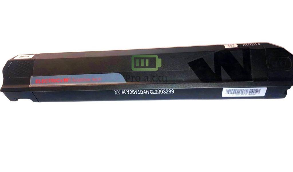 Sunlight 36V ebike battery fix