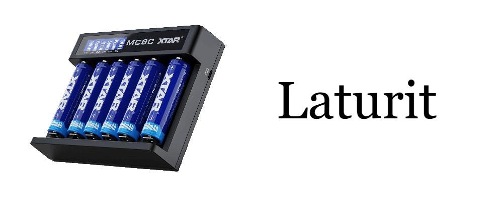 laddare för 18650 batterier pro batteri
