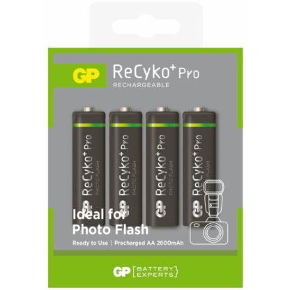 GP Recyko AA Pro Photo FLash ladattava paristo